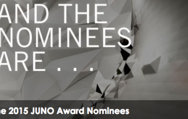 Juno-nominees-2015