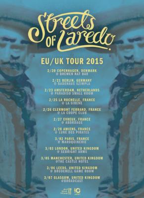 Streets of Laredo - EU/UK Admat