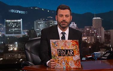 FIDLAR on Jimmy Kimmel