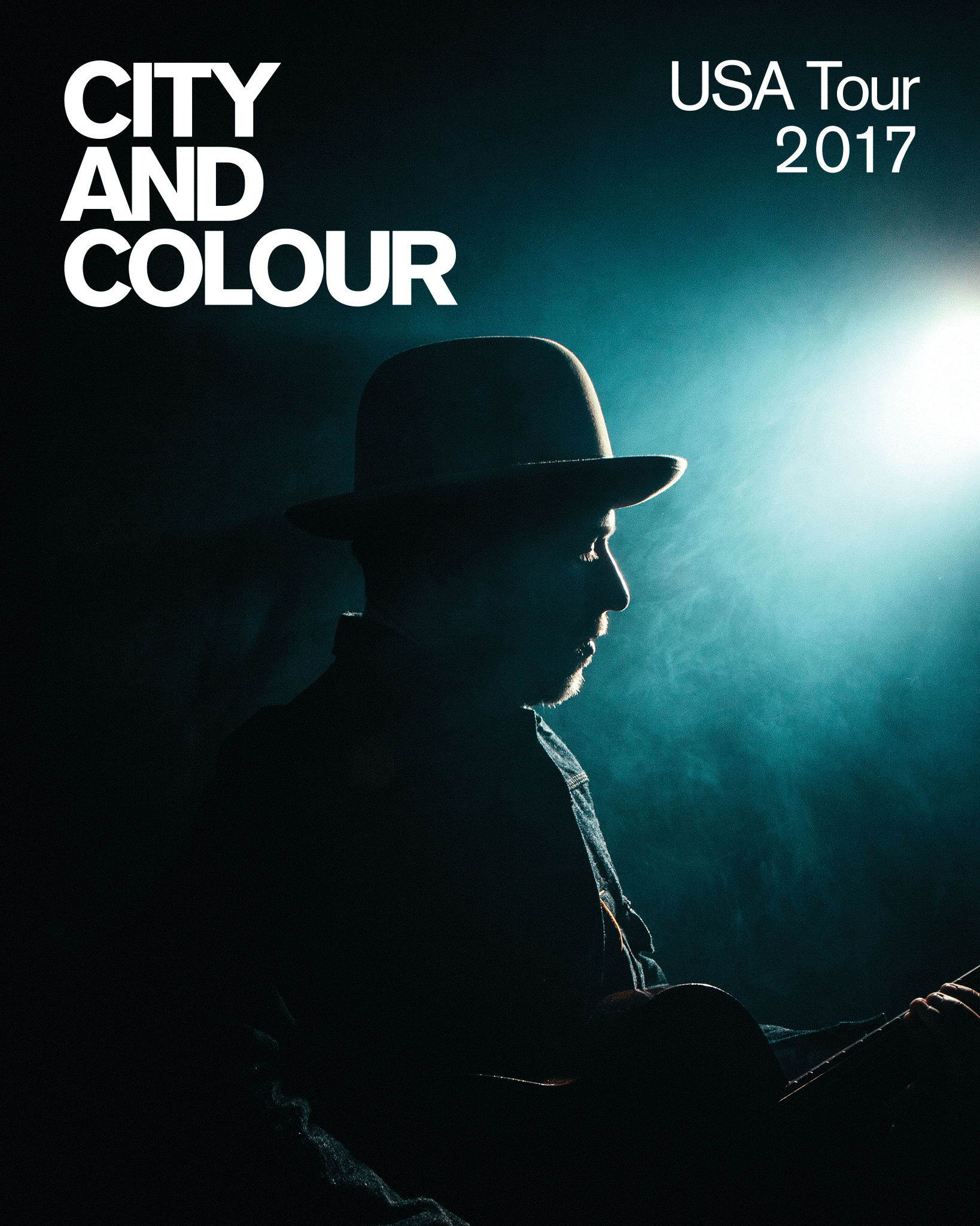 city and colour announces south eastern us tour dine alone records. Black Bedroom Furniture Sets. Home Design Ideas